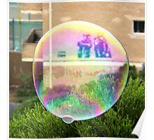 Bondi Bubble Poster