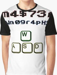 Pwnographer PC Graphic T-Shirt