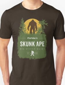 Florida's Skunk Ape T-Shirt