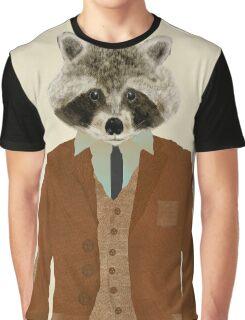 mr raccoon Graphic T-Shirt