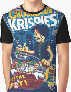 Crossbow Krispies Graphic T-Shirt