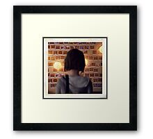 Life Is Strange - Polarized Framed Print