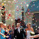Celebration of the Newly Weds by Patrick Robertson