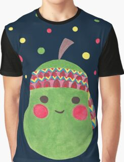 Hippie Pear Graphic T-Shirt