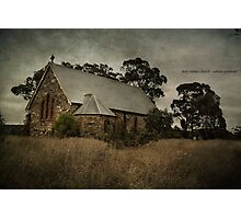 Holy Trinity Photographic Print