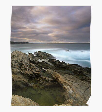 """Heavens Above, Haven Below"" ∞ Bermagui, NSW - Australia Poster"