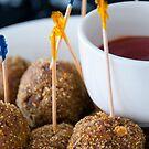Kangaroo Meatballs by Patrick Robertson