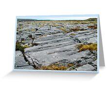 Aran Limestone Greeting Card