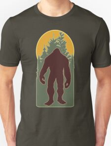 Woodsy Bigfoot T-Shirt