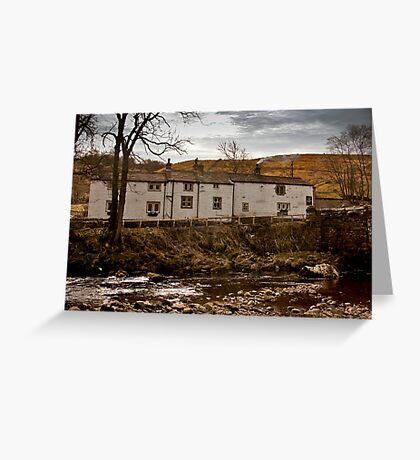 George Inn - Hubberholme Greeting Card