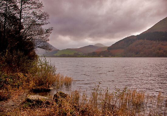 Lake View - Buttermere by Trevor Kersley