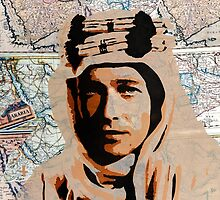 Lawrence of Arabia by mouseandhouse