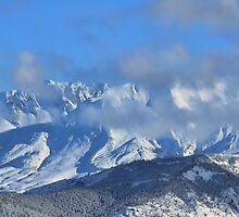 Mt St Helens, Washington State by PrettyPix