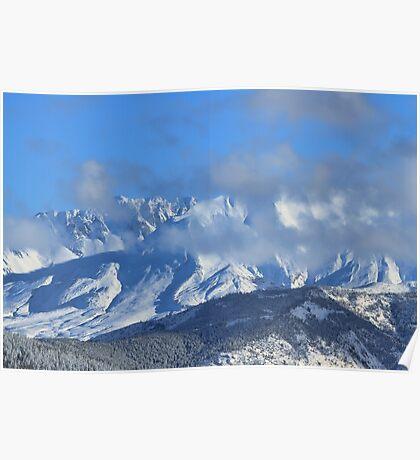 Mt St Helens, Washington State Poster