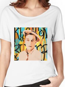 Buster Keaton 2 Women's Relaxed Fit T-Shirt