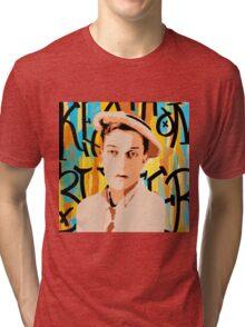 Buster Keaton 2 Tri-blend T-Shirt