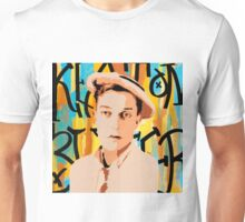 Buster Keaton 2 Unisex T-Shirt