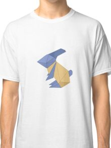 To the Moon - Origami Rabbit Classic T-Shirt