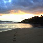 Serenity at Pearl Beach by Graham Lawrence