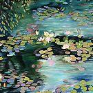 Reflecting Calmness by Nira Dabush
