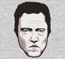 Christopher Walken - Faces Of Awesome Kids Clothes