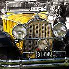 Packard 840 1931 by Geoffrey Higges
