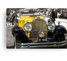 Packard 840 1931 Canvas Print