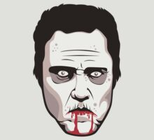 Zombie Christopher Walken - Faces Of Awesome by FacesOfAwesome