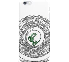 the Sapling Mandala iPhone Case/Skin