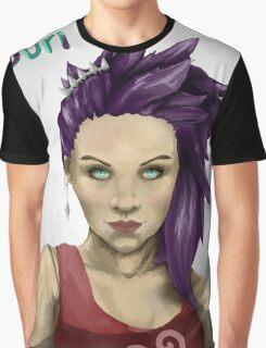 Suri portrait Graphic T-Shirt