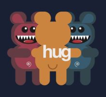 BEAR HUG 3 by peter chebatte