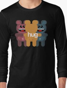 BEAR HUG 3 Long Sleeve T-Shirt