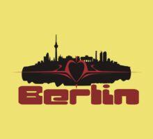 Berlin by Andreas  Berheide