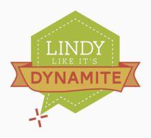 Lindy Like it's Dynamite by calebltan
