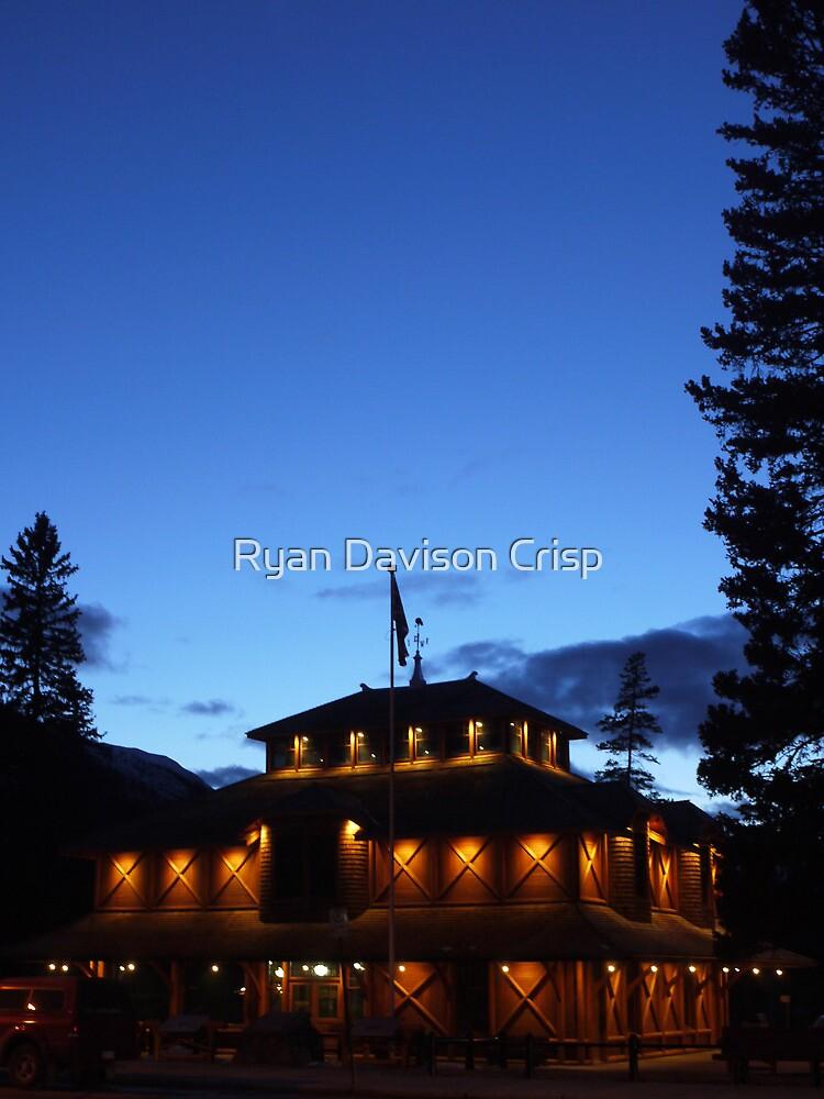 Lights of Banff Town by Ryan Davison Crisp