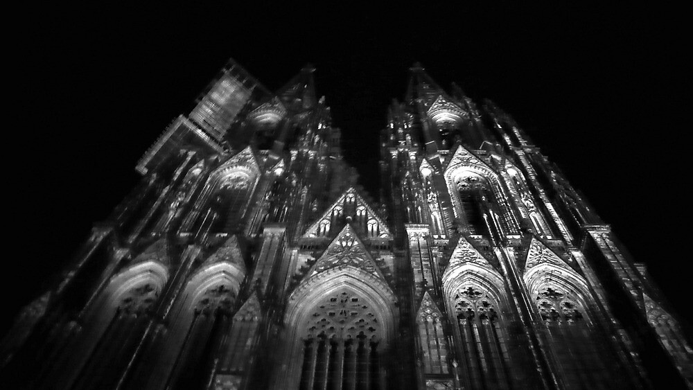 Cathedral Cologne by Ross Jukes