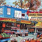 &#x27;Greene&#x27;s Trading Post&#x27; by Jerry Kirk