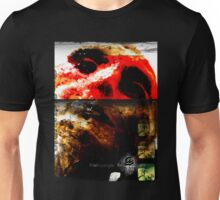 Angel on Film (Mother Mary stomps the screen) Unisex T-Shirt