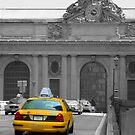 New York Taxi by dgscotland
