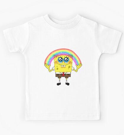 SpongeBobs Imagination Kids Tee