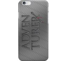 Adventurer no more. iPhone Case/Skin