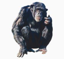 Chimpanzee Kids Tee