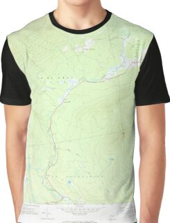 Maine USGS Historical Map Quill Hill 102903 1969 24000 Graphic T-Shirt