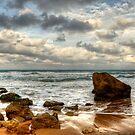 San Blas Bay by Xandru