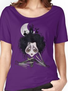 Edward, Sweet Edward Women's Relaxed Fit T-Shirt