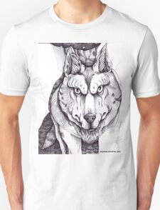 The Big Bad Wolf (without text) T-Shirt