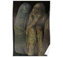 Chachapoyan Mummies Poster