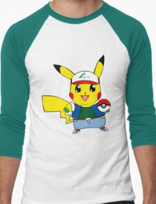 Pikachu as Ash T-Shirt