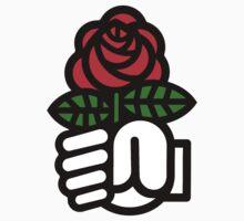 Parti Socialiste Logo by Ro4DoT