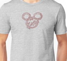 Dragon Mickey Unisex T-Shirt